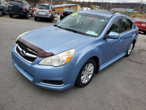 2011 Subaru Legacy for sale at DISCOUNT AUTO SALES in Johnson City TN