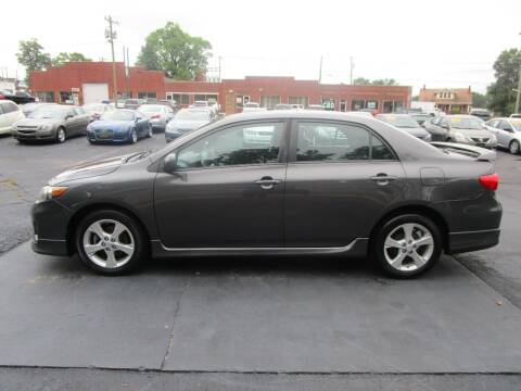 2013 Toyota Corolla for sale at Taylorsville Auto Mart in Taylorsville NC