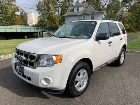 2011 Ford Escape for sale at Mula Auto Group in Somerville NJ