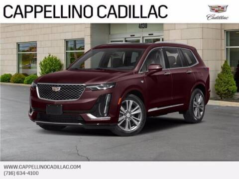 2021 Cadillac XT6 for sale at Cappellino Cadillac in Williamsville NY