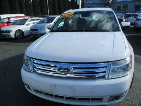 2008 Ford Taurus for sale at GMA Of Everett in Everett WA