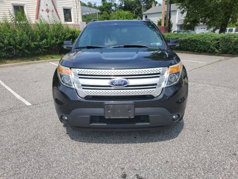 2013 Ford Explorer for sale at RMB Auto Sales Corp in Copiague NY