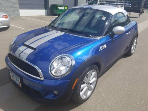 2012 MINI Cooper Coupe for sale at The Car Buying Center in St Louis Park MN