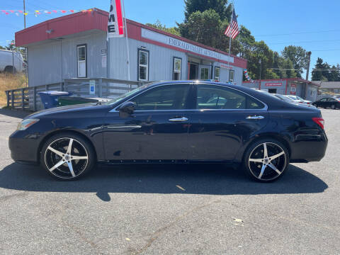 2008 Lexus ES 350 for sale at Valley Sports Cars in Des Moines WA