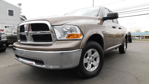 2009 Dodge Ram Pickup 1500 for sale at Action Automotive Service LLC in Hudson NY