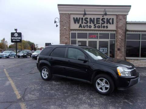 2006 Chevrolet Equinox for sale at Wisneski Auto Sales, Inc. in Green Bay WI