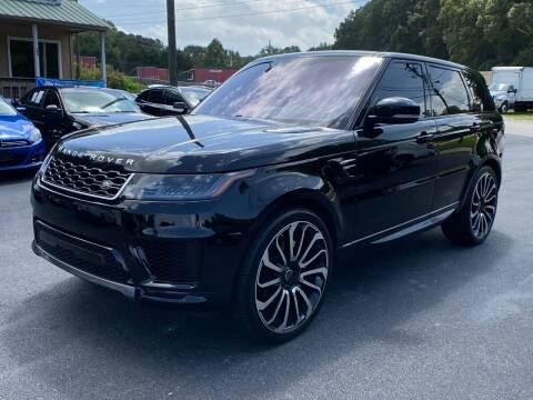 2019 Land Rover Range Rover Sport for sale at Luxury Auto Innovations in Flowery Branch GA