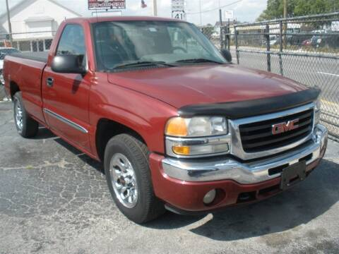 2005 GMC Sierra 1500 for sale at Priceline Automotive in Tampa FL