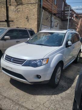 2009 Mitsubishi Outlander for sale at MACK'S MOTOR SALES in Chicago IL