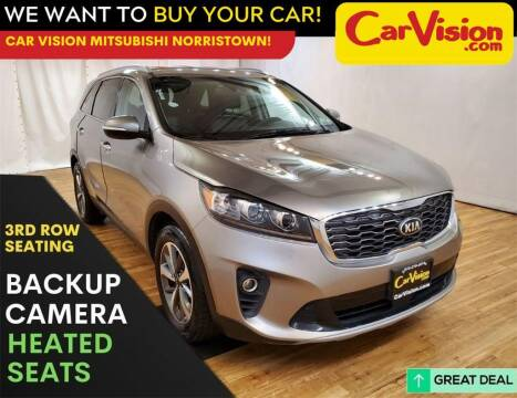 2019 Kia Sorento for sale at Car Vision Mitsubishi Norristown in Trooper PA