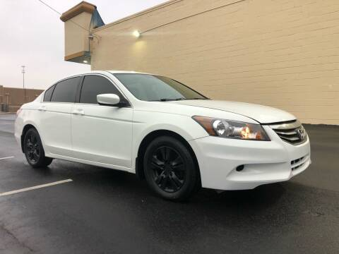 2011 Honda Accord for sale at GTO United Auto Sales LLC in Lawrenceville GA