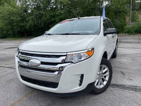 2013 Ford Edge for sale at TKP Auto Sales in Eastlake OH