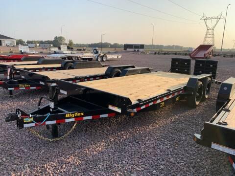 2021 Big Tex 14ET-20 #5647 for sale at Prairie Wind Trailers, LLC in Harrisburg SD