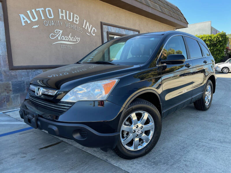 2009 Honda CR-V for sale at Auto Hub, Inc. in Anaheim CA