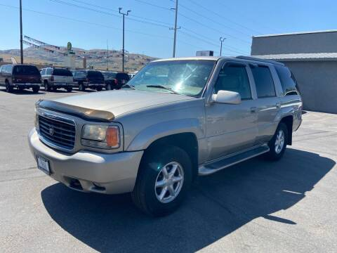 2000 Cadillac Escalade for sale at Auto Image Auto Sales in Pocatello ID