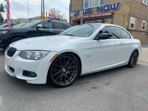2013 BMW 3 Series for sale at Drive Now Autohaus in Cicero IL