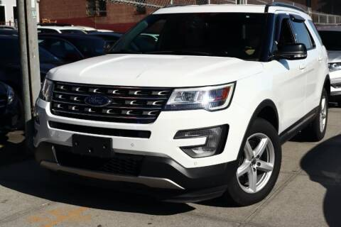 2017 Ford Explorer for sale at HILLSIDE AUTO MALL INC in Jamaica NY