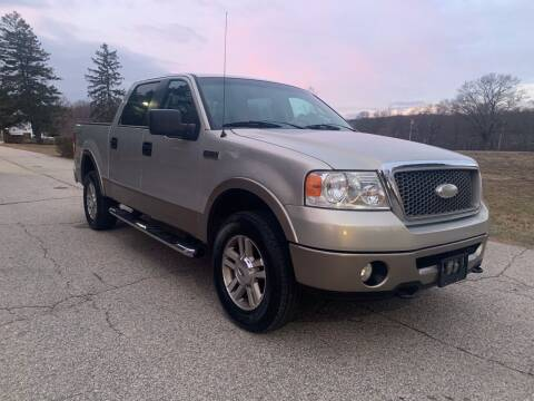 2006 Ford F-150 for sale at 100% Auto Wholesalers in Attleboro MA
