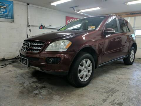 2007 Mercedes-Benz M-Class for sale at BOLLING'S AUTO in Bristol TN