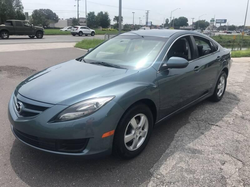 2012 Mazda MAZDA6 for sale at Reliable Motor Broker INC in Tampa FL