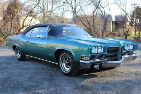 1971 Pontiac Catalina for sale at Great Lakes Classic Cars & Detail Shop in Hilton NY