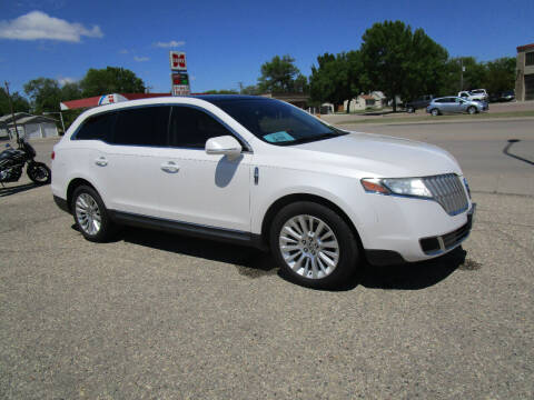 2010 Lincoln MKT for sale at Padgett Auto Sales in Aberdeen SD