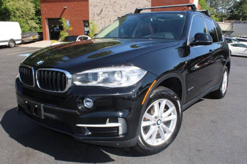 2015 BMW X5 for sale at Atlanta Unique Auto Sales in Norcross GA