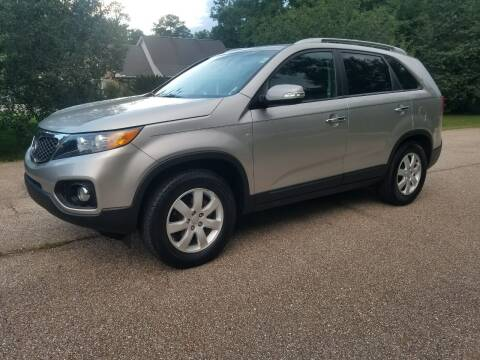 2013 Kia Sorento for sale at J & J Auto Brokers in Slidell LA