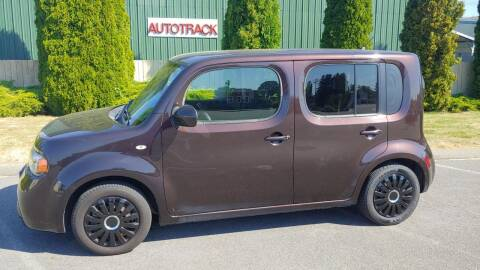 2011 Nissan cube for sale at AUTOTRACK INC in Mount Vernon WA