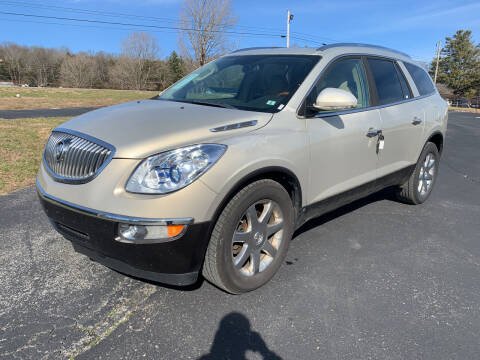 2008 Buick Enclave for sale at Gary Sears Motors in Somerset KY