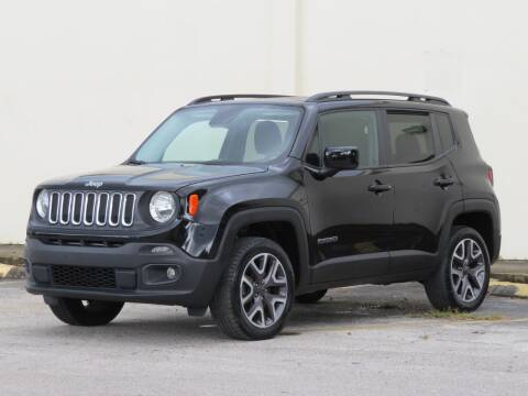 2016 Jeep Renegade for sale at DK Auto Sales in Hollywood FL