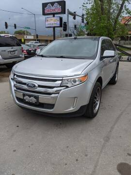 2011 Ford Edge for sale at Corridor Motors in Cedar Rapids IA