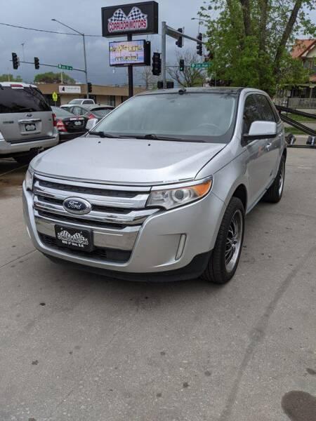 2011 Ford Edge for sale at Corridor Motors in Cedar Rapids IA