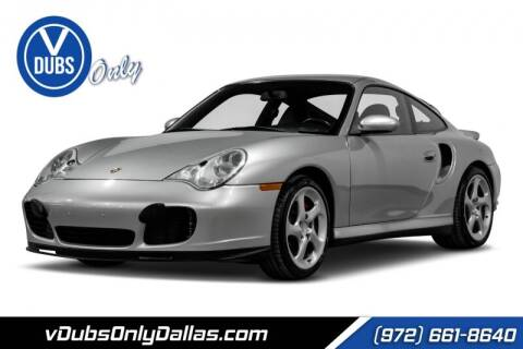 2001 Porsche 911 for sale at VDUBS ONLY in Dallas TX