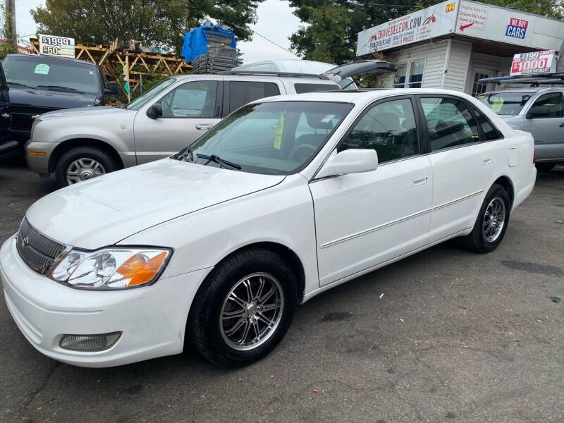 2001 Toyota Avalon for sale at White River Auto Sales in New Rochelle NY