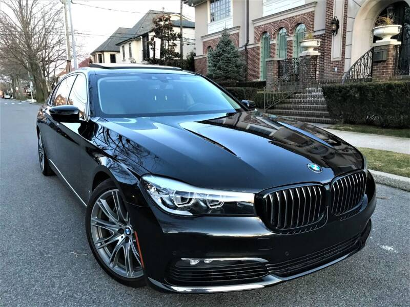 2018 BMW 7 Series for sale at Ultimate Motors in Port Monmouth NJ