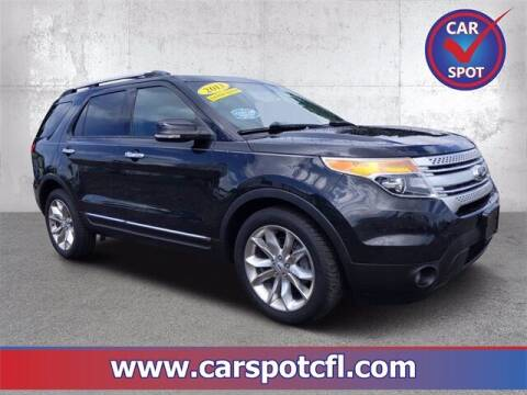 2013 Ford Explorer for sale at Car Spot Of Central Florida in Melbourne FL