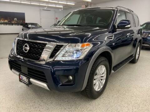 2018 Nissan Armada for sale at Dixie Motors in Fairfield OH