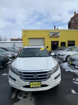 2011 Honda Accord Crosstour for sale at Hartford Auto Center in Hartford CT