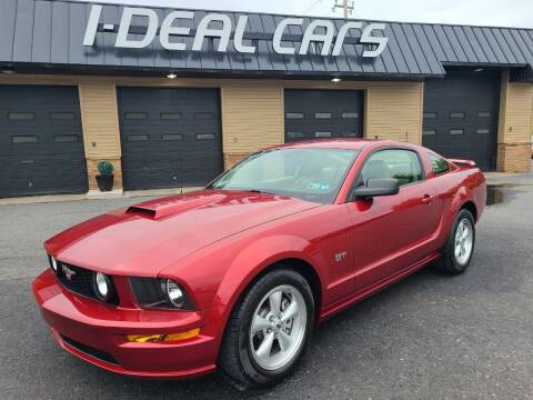 2007 Ford Mustang for sale at I-Deal Cars in Harrisburg PA