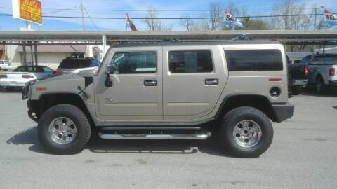 2004 HUMMER H2 for sale at Lewis Used Cars in Elizabethton TN