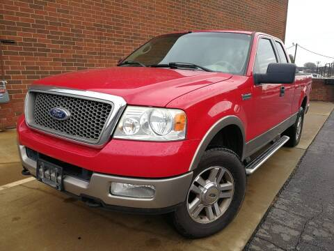 2005 Ford F-150 for sale at City Motors NC in Charlotte NC
