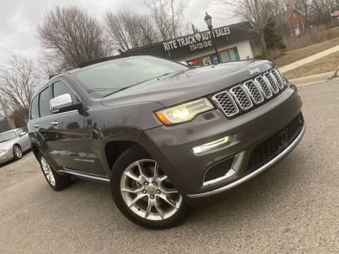 2014 Jeep Grand Cherokee for sale at Rite Track Auto Sales in Canton MI