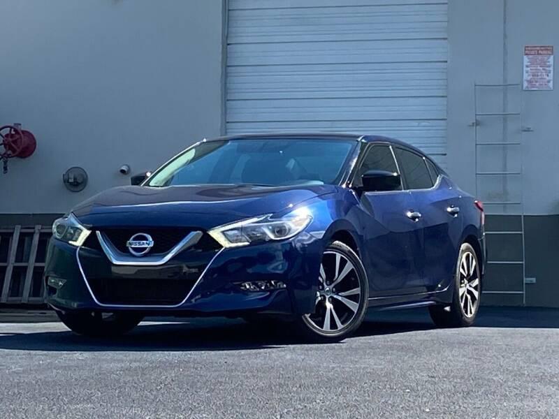 2017 Nissan Maxima for sale at Universal Cars in Marietta GA