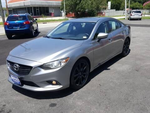 2015 Mazda MAZDA6 for sale at Premier Auto Sales Inc. in Newport News VA