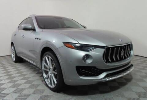 2017 Maserati Levante for sale at Curry's Cars Powered by Autohouse - Auto House Scottsdale in Scottsdale AZ