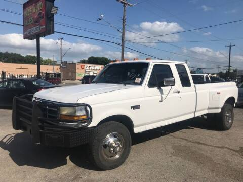 1997 Ford F-350 for sale at Race Auto Sales in San Antonio TX