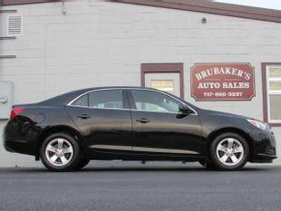 2016 Chevrolet Malibu Limited for sale at Brubakers Auto Sales in Myerstown PA