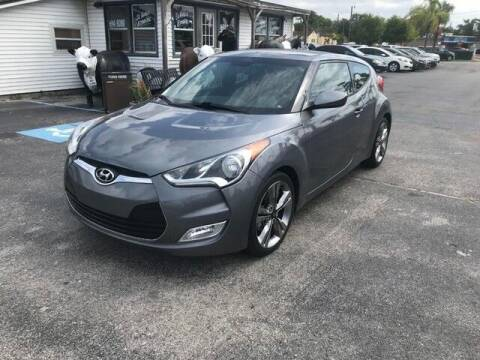 2016 Hyundai Veloster for sale at Denny's Auto Sales in Fort Myers FL