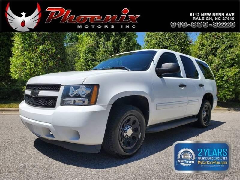 2013 Chevrolet Tahoe for sale at Phoenix Motors Inc in Raleigh NC